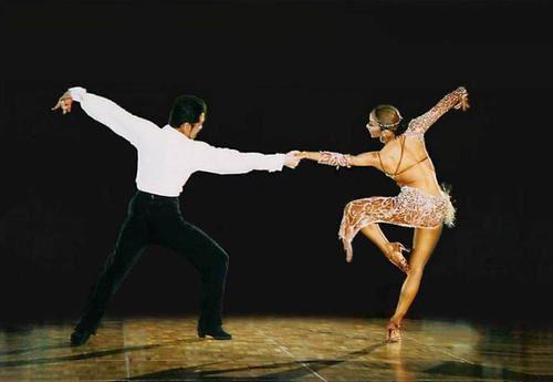 拉丁舞恰恰教学课程(标清打包)百度网盘
