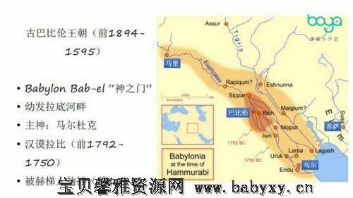 博雅小学堂文明史:古代两河流域文明小史(完结)(937M高清视频)百度网盘