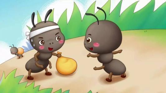 有声故事《露着衬衫角的小蚂蚁》MP3打包下载 23集