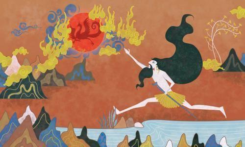 儿童睡前故事《中国古代神话》MP3打包下载 24集