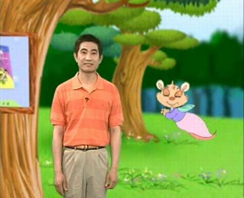 新版人教小学英语三年级起-黄冈名师课堂(全套视频)百度网盘