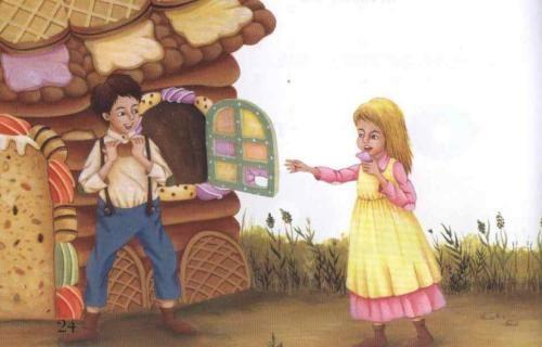 世界著名童话故事《糖果屋历险记》MP3免费打包下载 9集