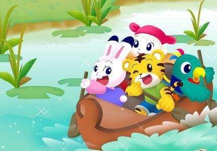 巧虎系列 可爱巧虎岛第一季&第二季 视频 百度网盘下载