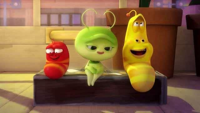 《爆笑虫子》第1季、第2季、第3季中文MP4高清1080P 百度网盘下载