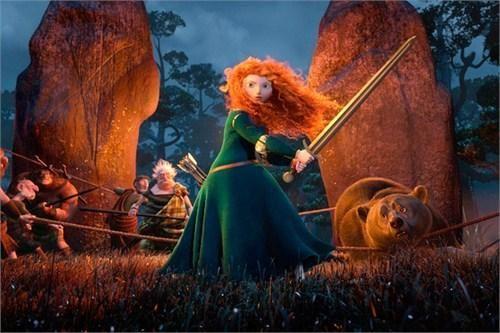 勇敢传说 勇敢的公主 勇敢传说之幻险森林 迅雷下载