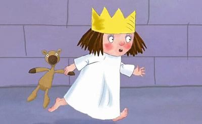 Little princess 小公主绘本 百度网盘