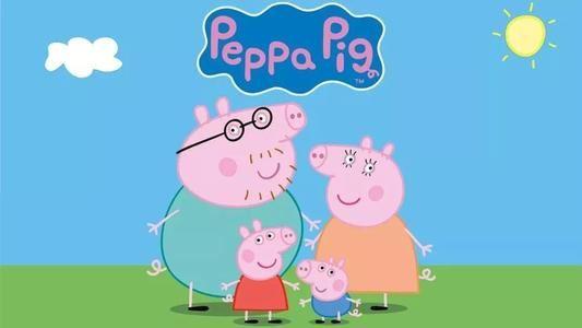 小猪佩奇/粉红猪小妹 高清英文版全集 Peppa Pig 全4季 百度网盘下载