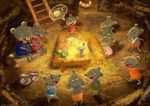 儿童故事《金龟子的迷你小寓言》MP3免费打包下载 30集
