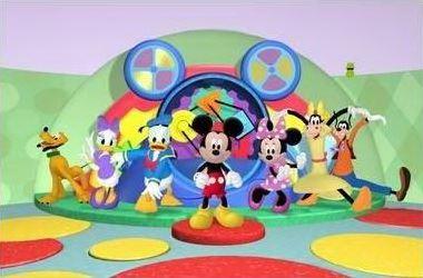 米奇妙妙屋英文版 Mickey Mouse Clubhouse(视频+音频+对话PDF)百度网盘