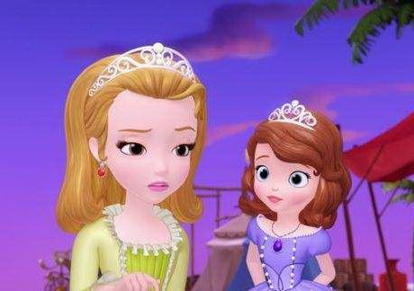 《小公主苏菲亚》剧场版 高清晰1080P 百度网盘下载