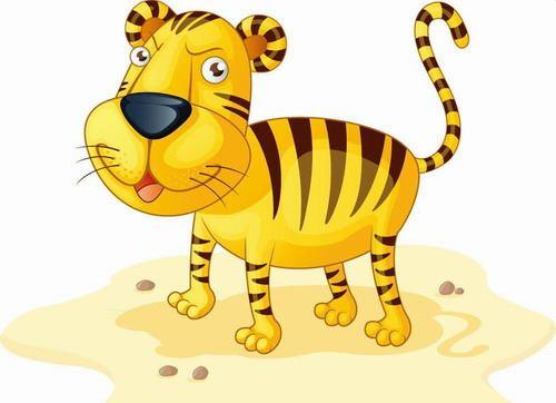 睡前故事《老虎的故事》MP3免费下载 8集