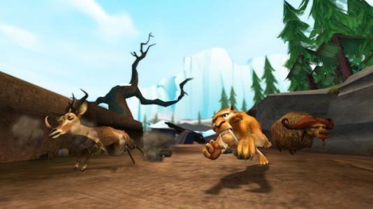 冰河世纪3恐龙的黎明 冰川时代3 冰河世纪3:大威龙驾到 迅雷下载