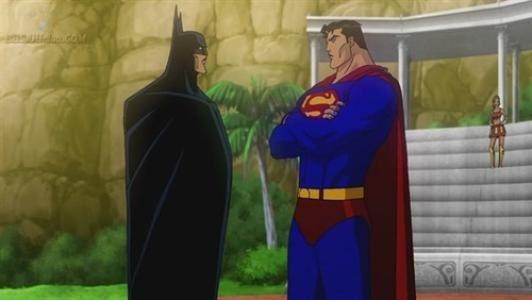 超人与蝙蝠侠:公众之敌 迅雷下载