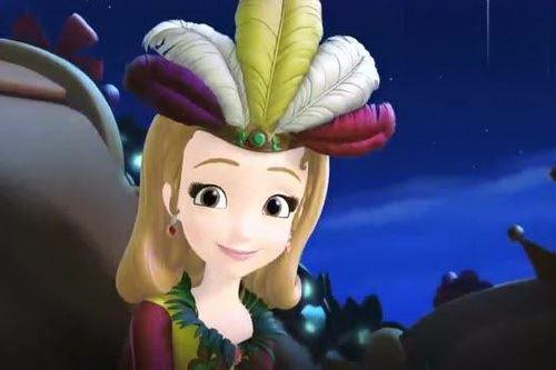 《小公主苏菲亚》英文版 高清晰1080P 百度网盘下载