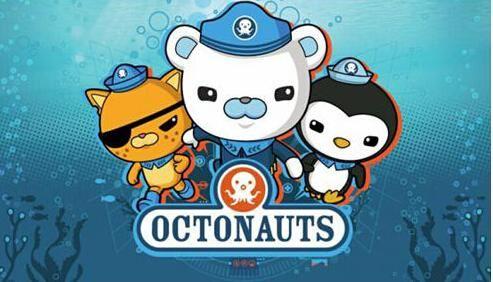 海底小纵队 Octonauts 英文版全4季+MP3音频 百度网盘