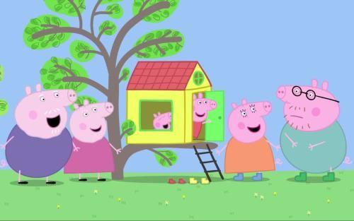 Peppa Pig 小猪佩奇(视频+音频+绘本+素材)英文版 百度网盘