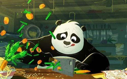 功夫熊猫之卷轴的秘密 迅雷下载