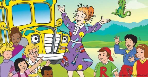 儿童睡前故事《神奇校车》MP3打包下载 10集