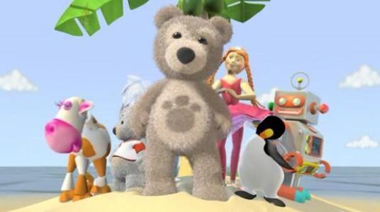 《小熊查理Little Charley Bear》英语动画 百度网盘