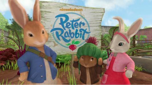 Peter Rabbit 彼得兔/比得兔 英文版第一季 百度网盘
