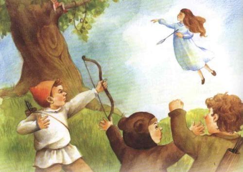 世界著名童话故事《彼得潘》MP3免费打包下载 9集