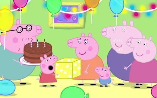 小猪佩奇 粉红猪小妹中文版第六季 MP4 百度网盘下载