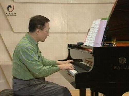 全国钢琴考级作品集合视频教程 百度网盘