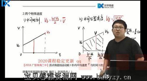 2021物理李玮线下课(9.89G高清视频)百度网盘