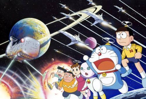 哆啦A梦:大雄的宇宙小战争 迅雷下载