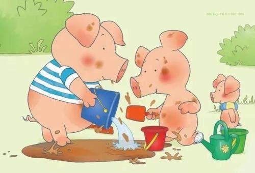 小猪威比 Wibbly Pig 全52集 百度网盘下载