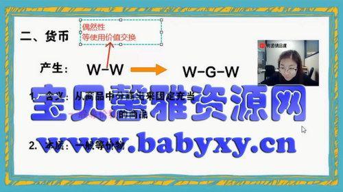 2021王雪政治一轮(高清视频)百度网盘
