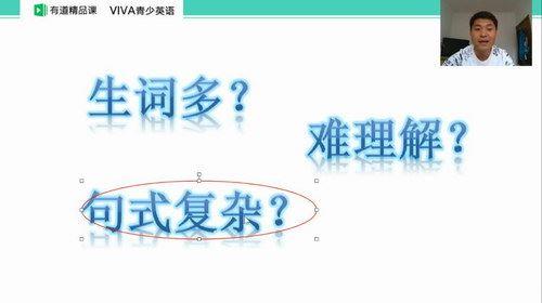 初二VIVA英语秋季系统班 有道精品课VIVA青少英语(高清打包)百度网盘