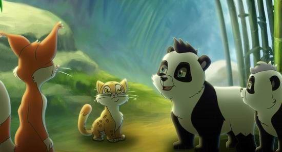 熊猫总动员3D 迅雷下载