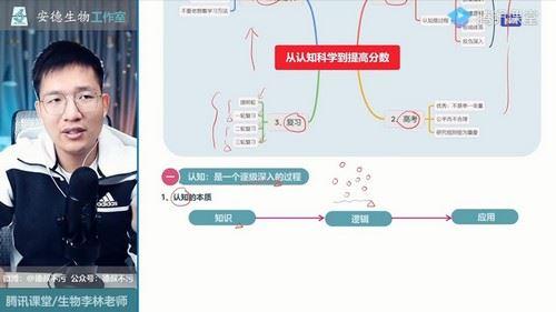 2021高考李林生物二轮复习模块一:体系构建(14.3G超清视频)百度网盘