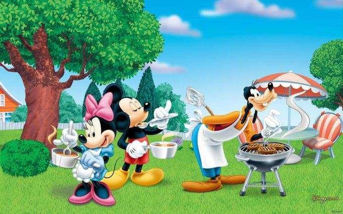 迪士尼 《米老鼠和唐老鸭》中文版 百度网盘下载