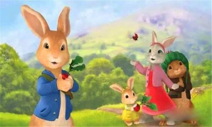 彼得兔 Peter Rabbit 中文版 高清全73集 百度网盘下载