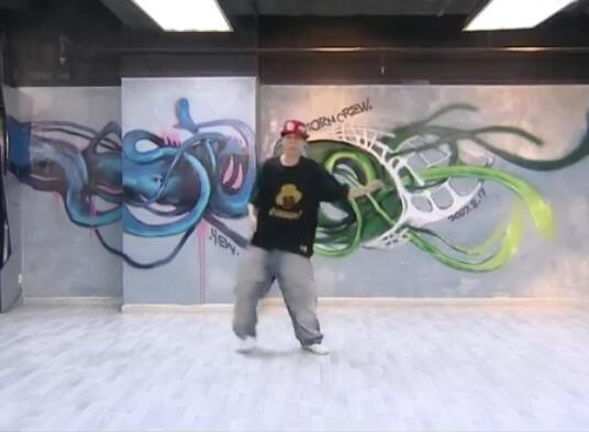 流行街舞教程 15个高清视频共7G 百度网盘