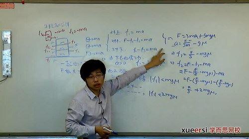质心教育高中物理-全国高中物理竞赛力学(2012年二阶46讲+讲义全)百度网盘