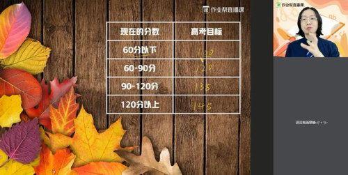 备考2021作业帮2020年秋季班高三文熙刚英语985班(1080超清视频)百度网盘