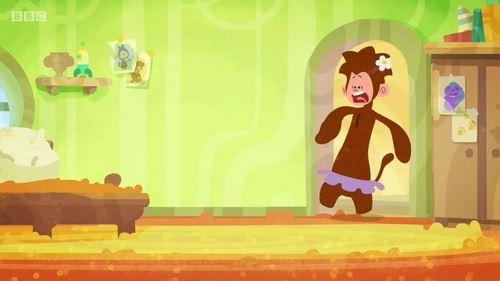 BBC最新动画《Tee and Mo》帮你记录了所有的亲子美好时刻 百度网盘