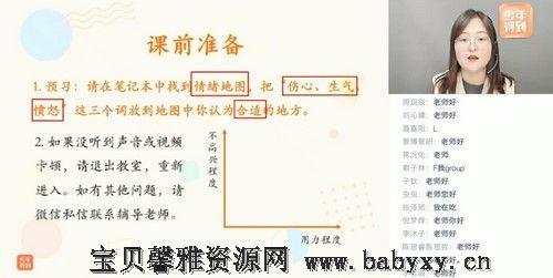 泉灵语文一年级上2019秋季班(完结)(31.3G高清视频)百度网盘