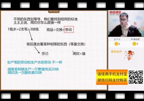 2021高途高一政治朱法垚寒假班(2.44G高清视频)百度网盘