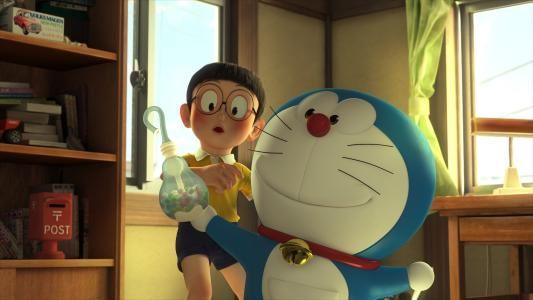 哆啦A梦:伴我同行 迅雷下载