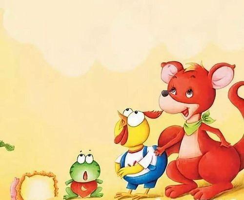 睡前故事《红袋鼠和隐身帽》MP3免费下载 9集