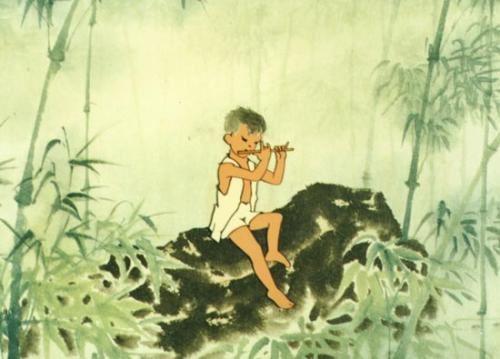 中国水墨动画 美术电影动画片DVD-1(免费下载) 百度网盘下载