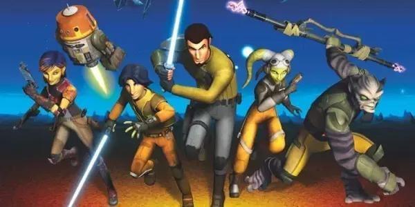 星球大战:义军崛起 第二季 迅雷下载