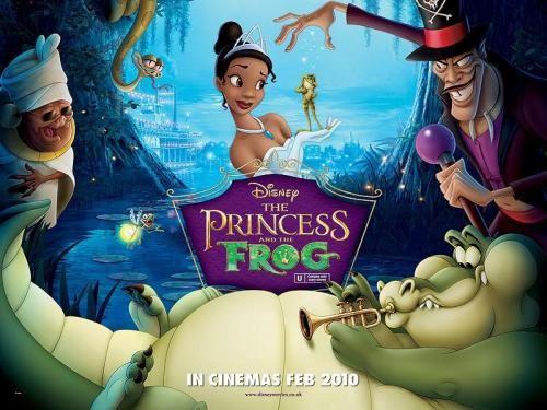 公主和青蛙 青蛙公主 迅雷下载