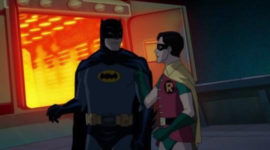 蝙蝠侠:披风斗士归来 迅雷下载