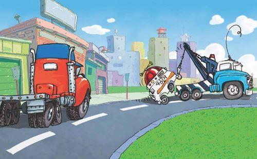 《汽车镇的故事》MP4高清 英语无字幕 百度网盘下载