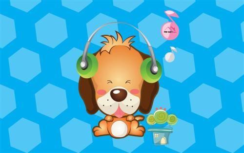 《毛毛狗的故事口袋》mp3故事共132集 小群姐姐播讲 百度网盘